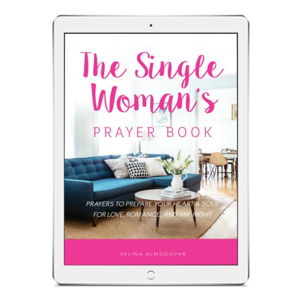 The Single Woman's Prayer Book - Digital